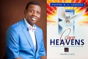 Open Heavens 2015 2